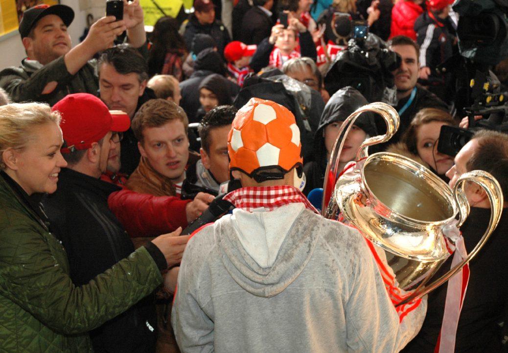 Arjen Robben prend sa retraite à 36 ans