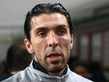 Gianluigi Buffon à Juventus